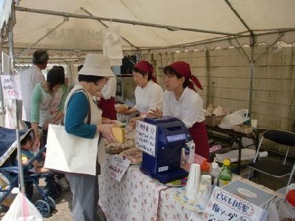 6月13日~14日「越前市食育フェア」が開催されました。_e0061225_8454980.jpg