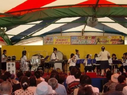 6月13日~14日「越前市食育フェア」が開催されました。_e0061225_8491815.jpg