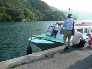 琵琶湖の沖島へ行ってきました!_c0093196_11485752.jpg