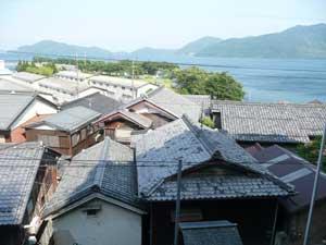 琵琶湖の沖島へ行ってきました!_c0093196_1151517.jpg