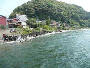 琵琶湖の沖島へ行ってきました!_c0093196_1202931.jpg