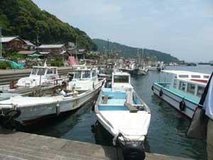 琵琶湖の沖島へ行ってきました!_c0093196_13202476.jpg