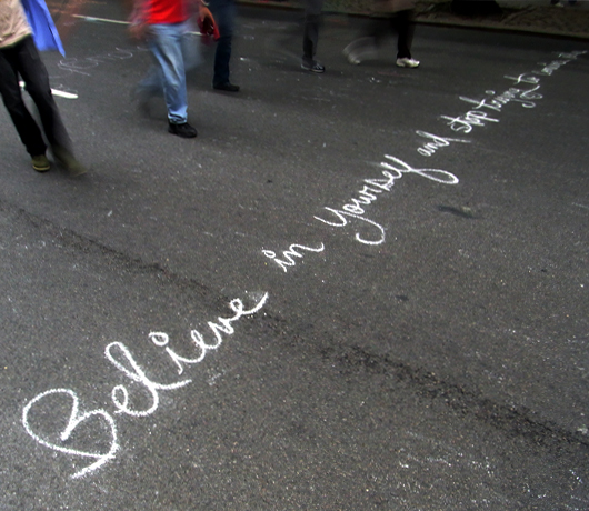 Believe in yourself and stop trying to convince others._b0007805_23395727.jpg