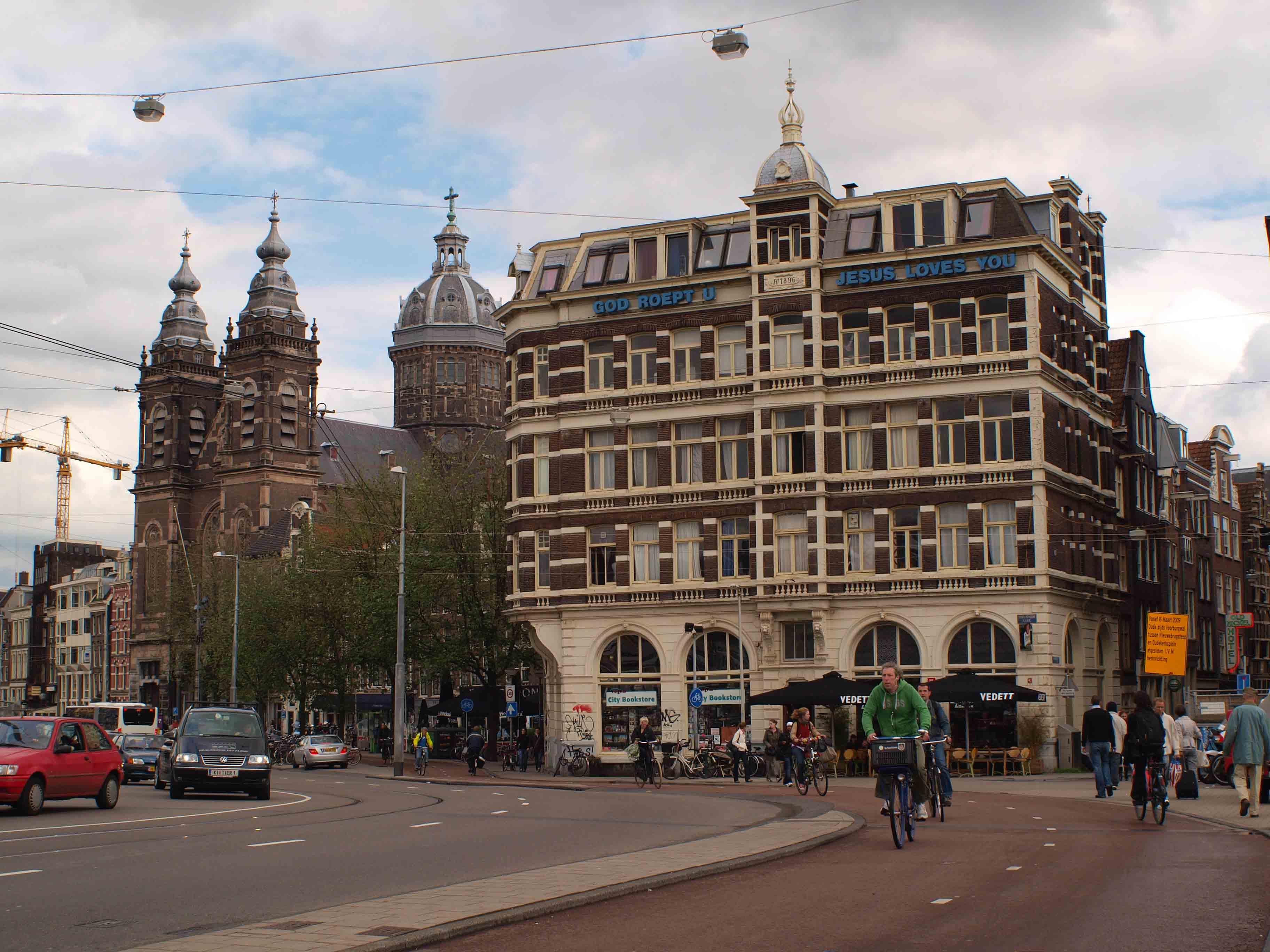 【アムステルダム】 Chet Baker_b0148617_0394711.jpg