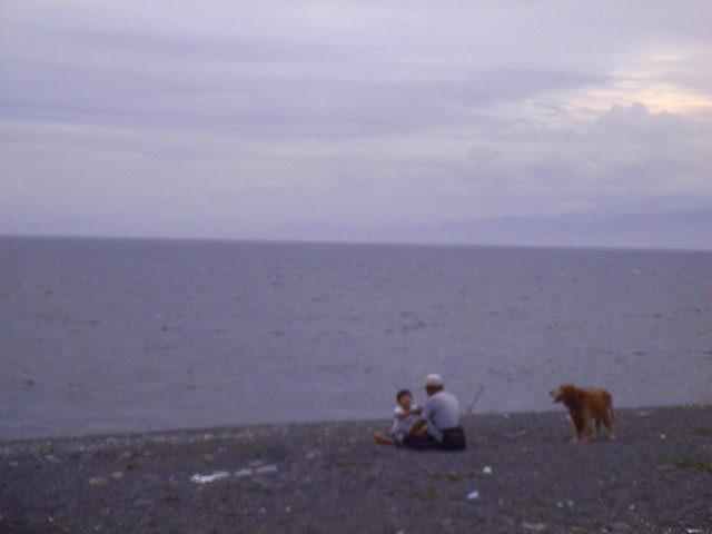 土曜日の午後の海。_e0060555_21313272.jpg