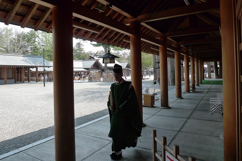 北海道神宮 桜_d0080785_944922.jpg