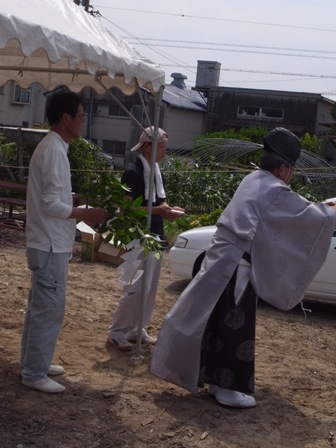 M様邸 地鎮祭(宮本建築)_c0124828_32471.jpg