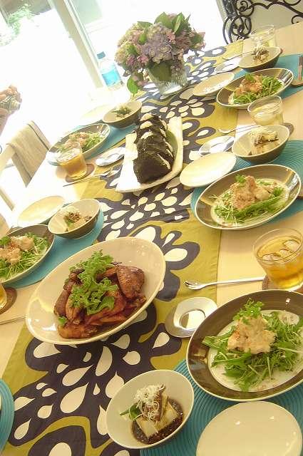 久々のお料理教室_c0127029_17173911.jpg