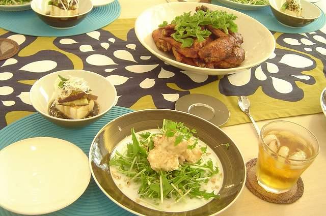 久々のお料理教室_c0127029_17205479.jpg