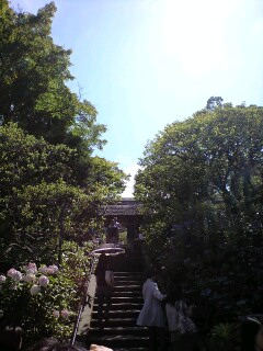 北鎌倉へ_b0159631_1301825.jpg