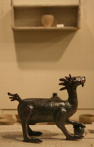 「Bowels&Beasts」河内啓 陶展_f0082141_2050280.jpg