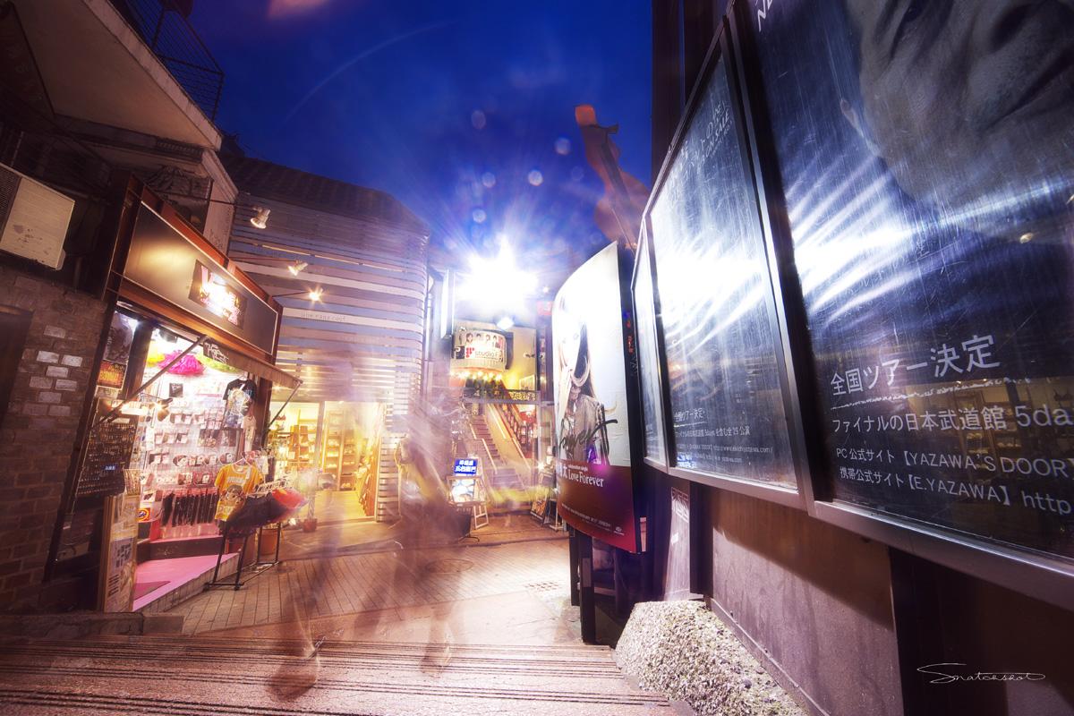 "Ultra low & wide at Shibuya \""foot print#3\""_d0122257_755224.jpg"