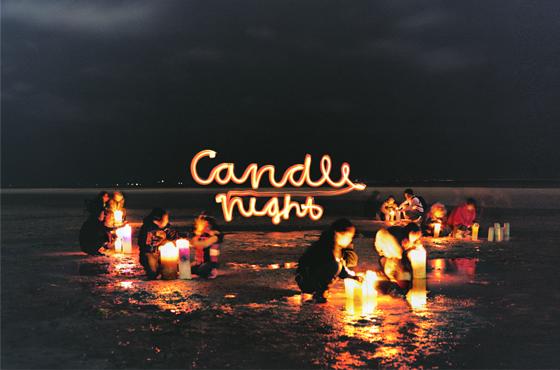 100万人のキャンドルナイト   父の日の candle-night  。。・:*:・゚☆*†_a0053662_19221835.jpg