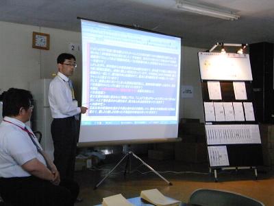 2009年5月度改善提案書 表彰式_c0193896_17184388.jpg