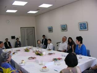 「入居者懇親会」を開催しました。<アクティブライフ箕面>_c0107602_1155328.jpg