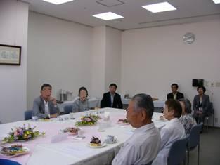 「入居者懇親会」を開催しました。<アクティブライフ箕面>_c0107602_11615.jpg