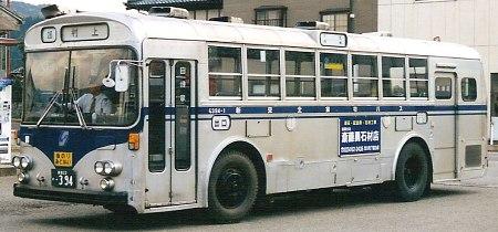 新交北貸切バス(新潟交通) いすゞK-CJM470 +北村_e0030537_181287.jpg