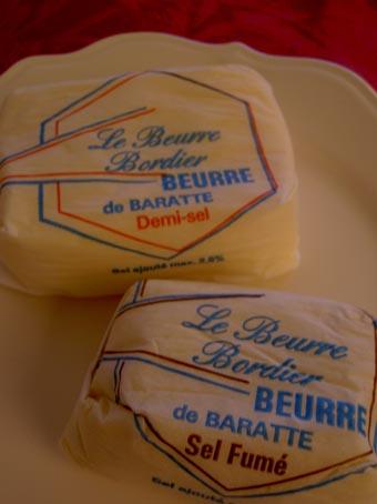 Paris ボルディエさんのバター_b0125541_22342591.jpg