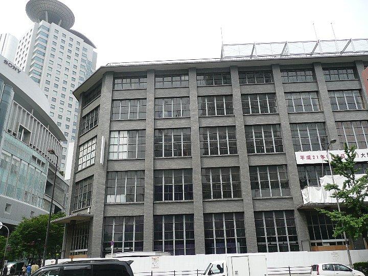 移転した大阪中央郵便局_c0112559_10364954.jpg