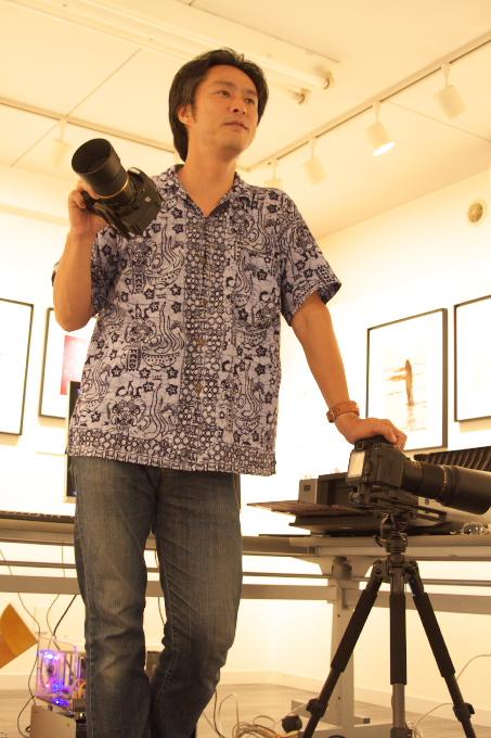デジ侍写真展『せっしゃでござる!』開催中です。_c0168669_1447306.jpg