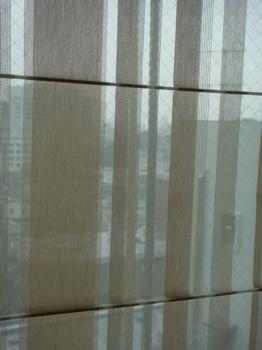 2009.6.22  窓のお掃除_a0083571_21175318.jpg