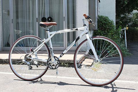 リーズナブルなクロスバイク_e0126901_13562196.jpg
