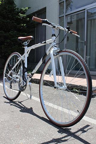 リーズナブルなクロスバイク_e0126901_13563854.jpg