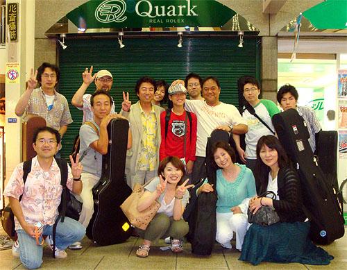 大阪、「南澤一門」の会へ_c0137404_0313342.jpg