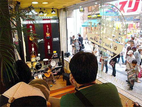 大阪、「南澤一門」の会へ_c0137404_1575153.jpg