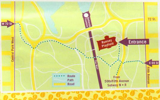 セントラルパークのサマーステージ Central Park SummerStage_b0007805_1233962.jpg