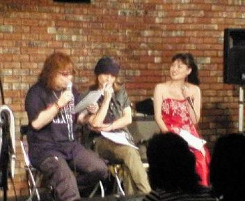 待望の番組公開録音&ライブ!_b0183113_261440.jpg