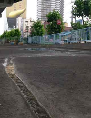 小砂鉄だまり2【AAF・隅田川河畔】_a0122123_16322325.jpg