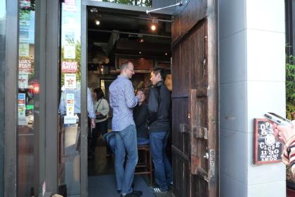 デンマンストリートの居酒屋「金魚」_d0129786_13455736.jpg