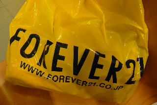 FOREVER21ツア〜_f0164187_164728.jpg