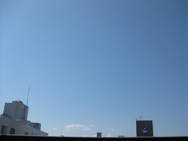 つれズレなるままに~夏空~_c0183104_167258.jpg