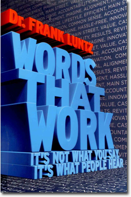 今使ってる「言葉」が未来を決めるそうです WORDS THAT WORKより_b0007805_1138151.jpg
