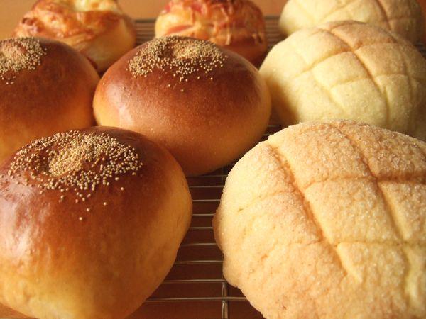 お届けパン&バナナシフォン!_e0160246_19523018.jpg