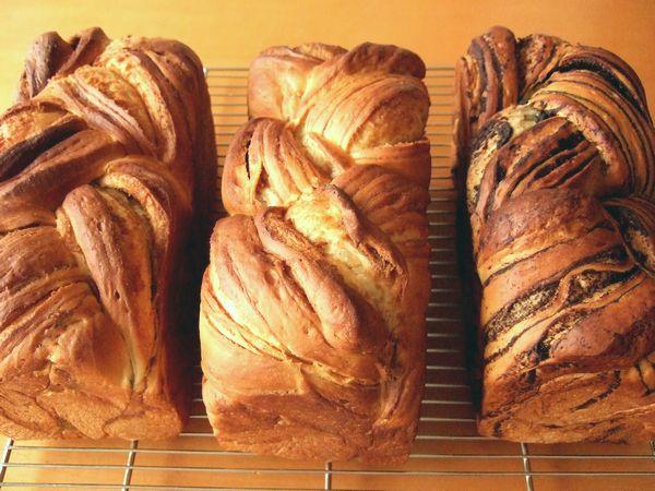 お届けパン&バナナシフォン!_e0160246_1954444.jpg