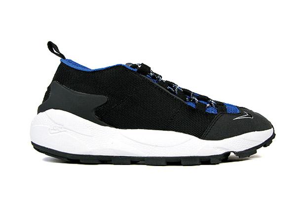 d680abc9d922 Nike Sportswear Air Footscape Black Blue