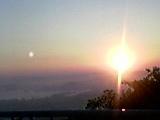 九十九島への落陽_b0096957_1936418.jpg