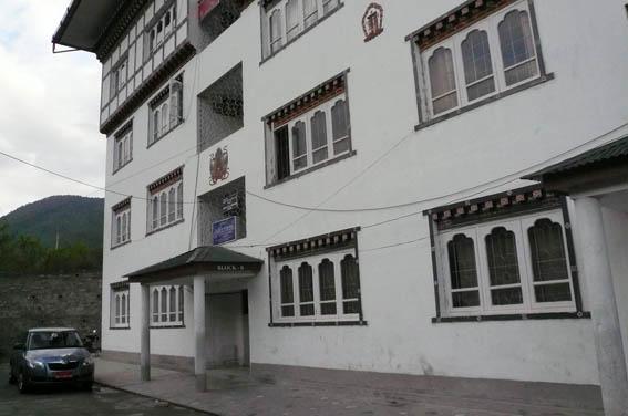 ブータン建築紀行 20:建築家 金子さん 1:事務所_e0054299_1953888.jpg