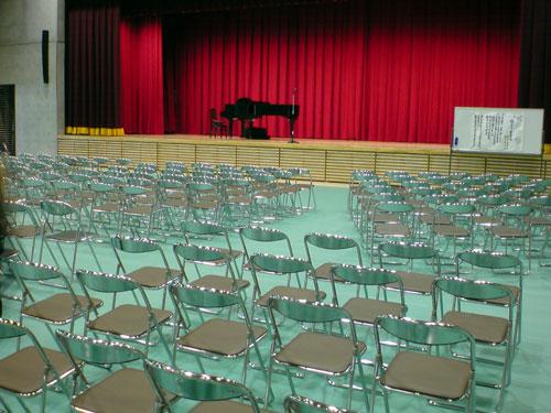 府中学園コンサートと、ウエストサイドストーリー_a0047200_6485121.jpg