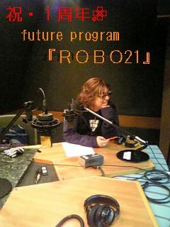 『ROBO21 』一周年m(__)m_b0183113_3471779.jpg
