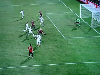 スペイン×アメリカ FIFAコンフェデレーションズカップ2009 準決勝_c0025217_18102621.jpg