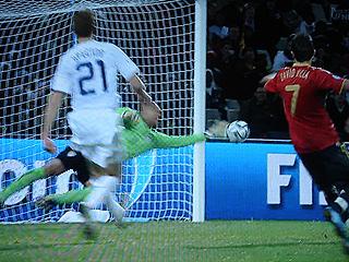 スペイン×アメリカ FIFAコンフェデレーションズカップ2009 準決勝_c0025217_1811424.jpg