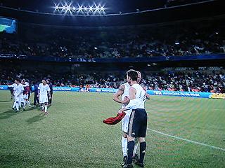 スペイン×アメリカ FIFAコンフェデレーションズカップ2009 準決勝_c0025217_18125338.jpg