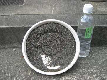 比重選鉱と洗浄_a0122123_2211116.jpg