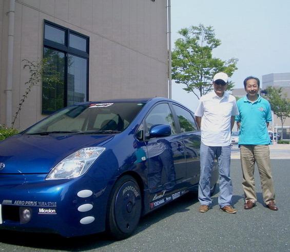ボートインプレッションでおなじみの  由良拓也さんが遊びに来られました!!_f0009039_15463082.jpg