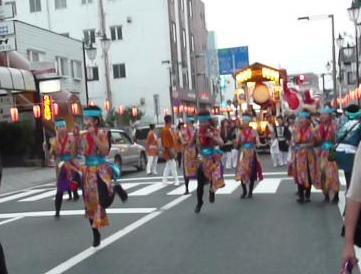 温故知新 華麗な舞華の踊り 8/3 & 8/5_f0186787_1631531.jpg