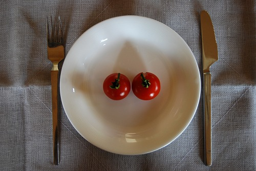 ミディトマトの初収穫…_c0124100_19143791.jpg